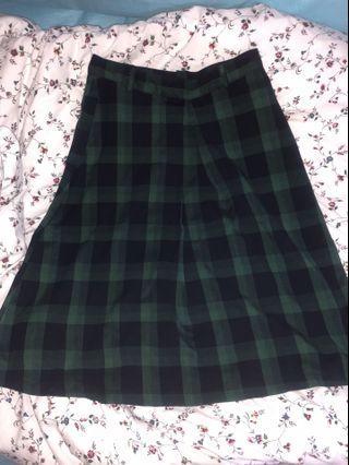 🚚 Cute high waisted checkered Skirt