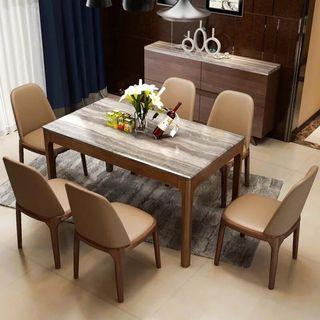 LUXURY SERIES: Granite and Stone Table.