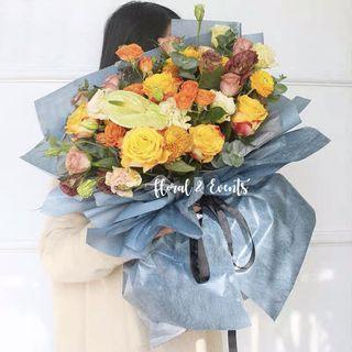 Huge Floral Bouquet