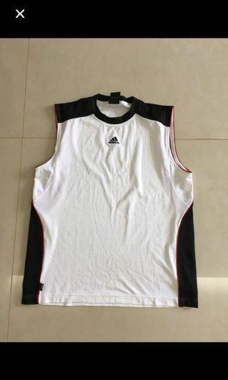 Adidas  /jordan XL碼二件
