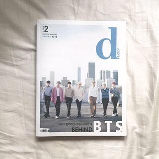 BTS Dicon Magazine [ 2018 ]