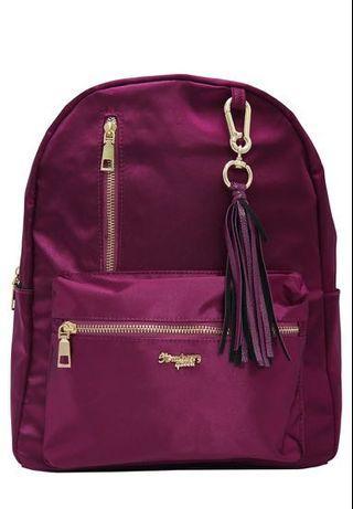 REDUCED PRICE! Pink waterproof leisure Backpack