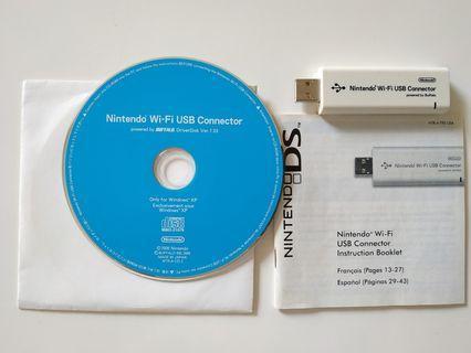Nintendo original WiFi usb connector