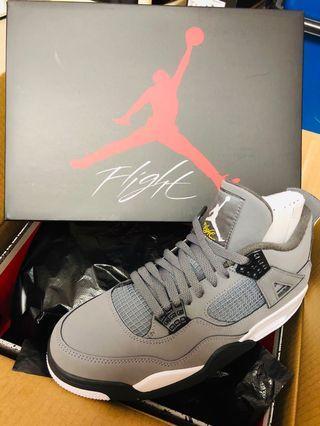 WTS WTT BNIB 🔥🔥Air Jordan 4 Cool Grey
