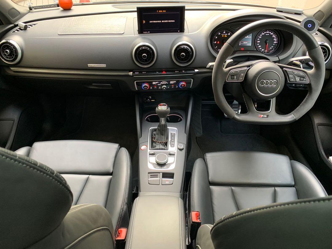 AUDI RS3 2.5T