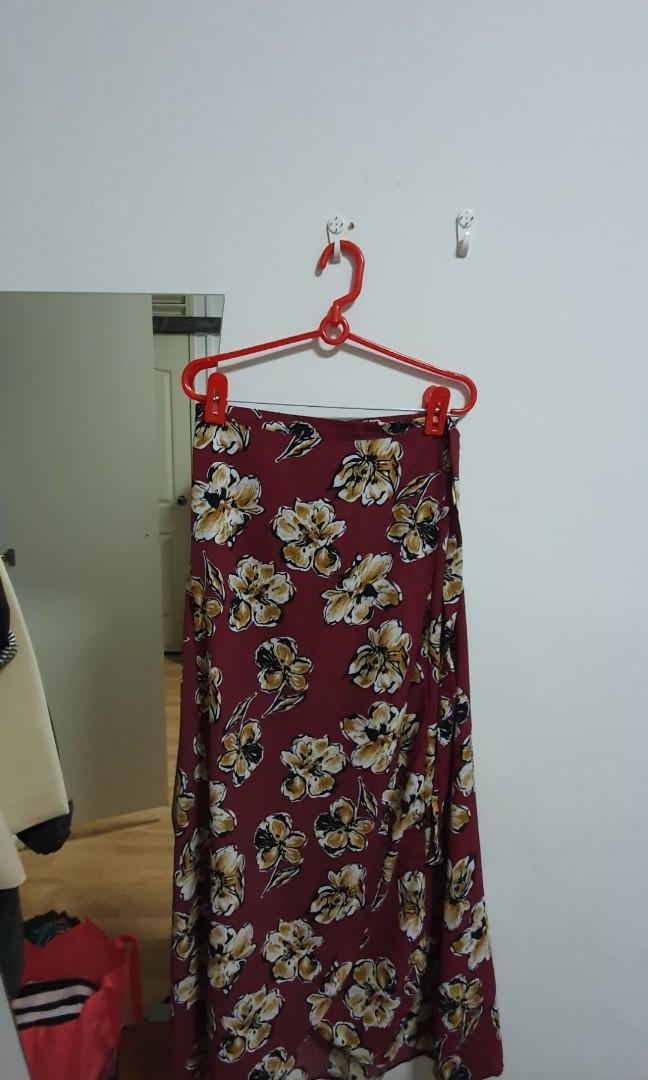 Batik style Skirt