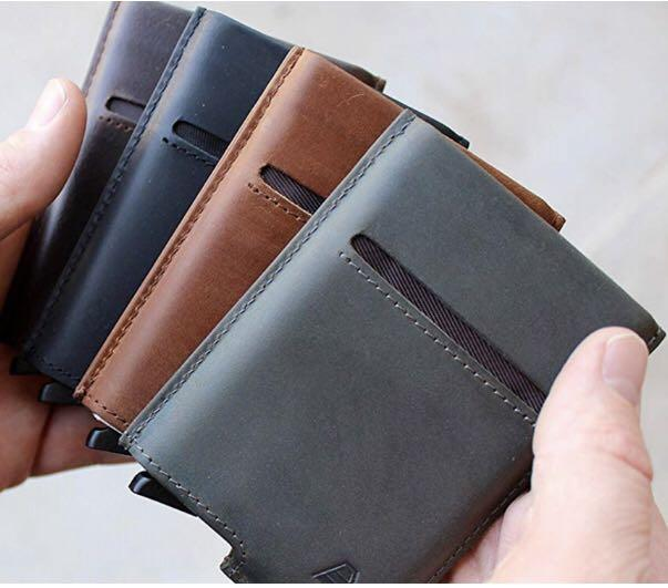 【Best Selling】Minimalist slide out card wallet