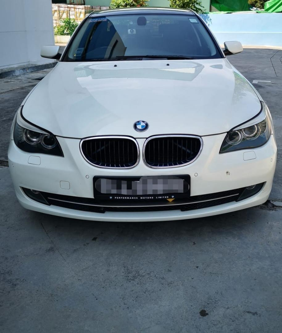 "BMW E60 520 LCi M5 rear bumper Rim 19"" Selling at RM8,200"
