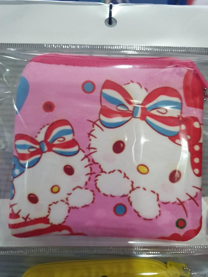 Bn Hello Kitty pink coin Pouch