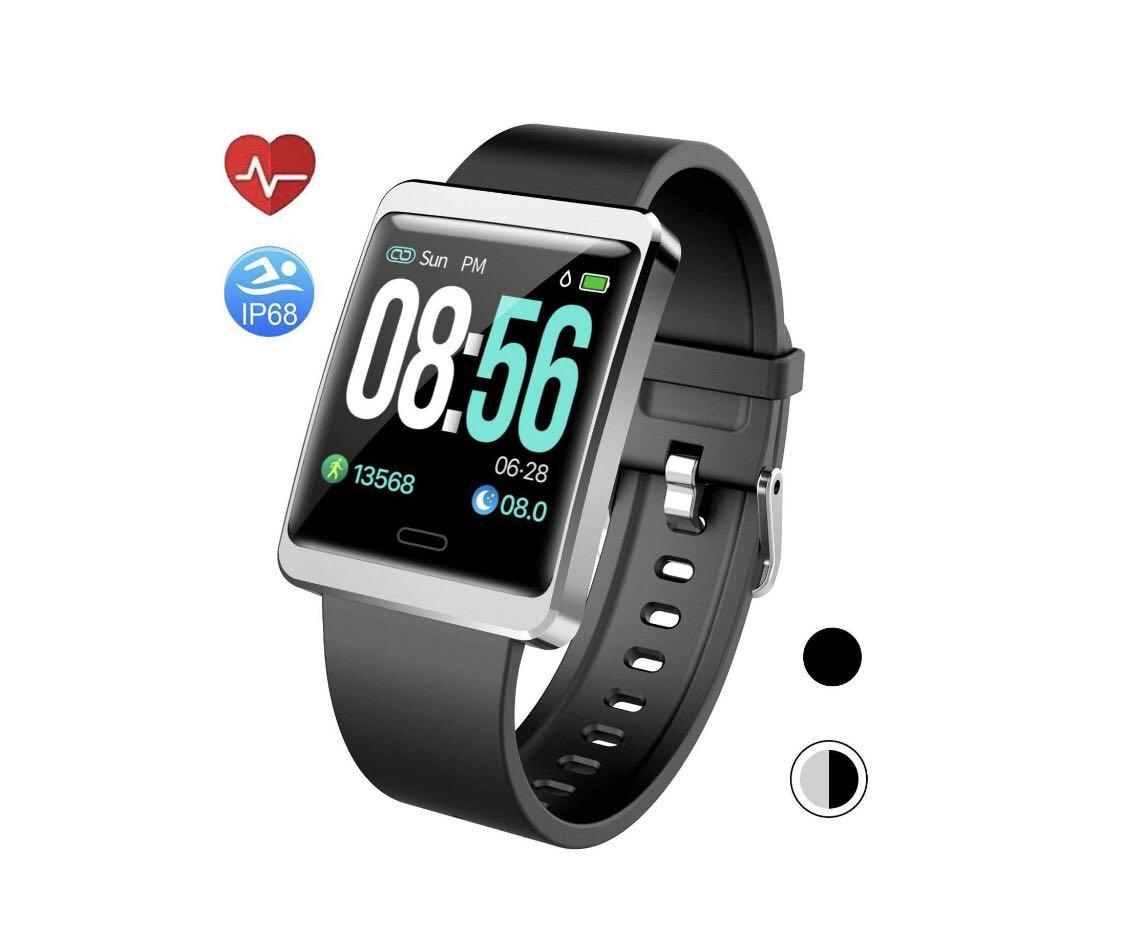 Brand new smart watch fitness tracker compatible with iOS and Android