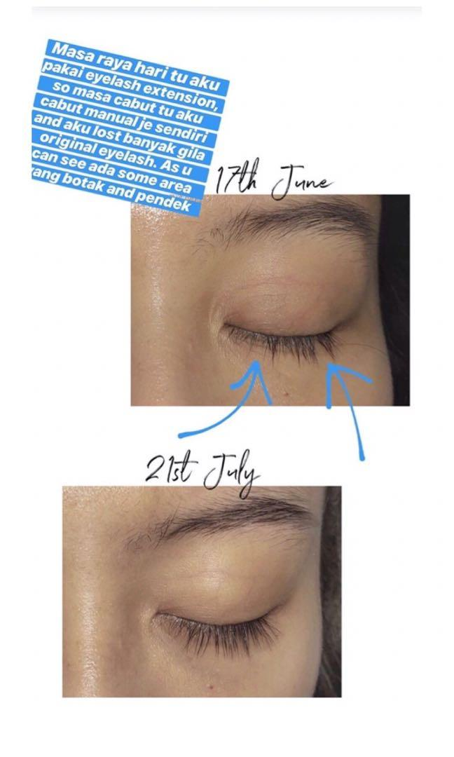 Lengthen lashes/brow Brew Oil 7ml