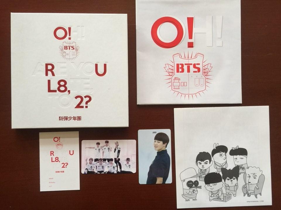 BTS ALBUM - SKOOL LUV AFFAIR | O!RUL82? | YNWA | HYYH PART 1 & 2