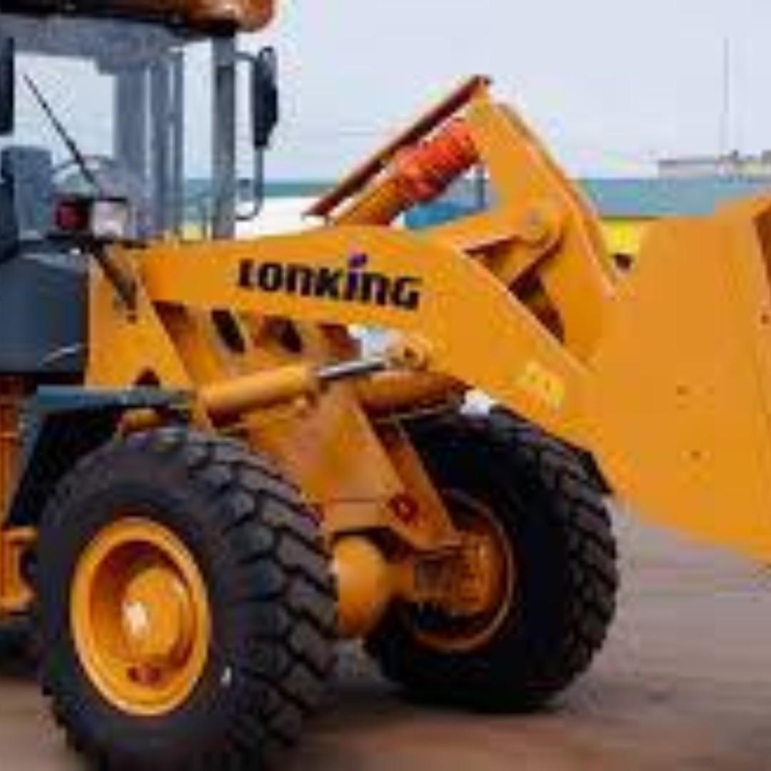 CDM833 Lonking Wheel Loader 1.7m³ Bucket Size