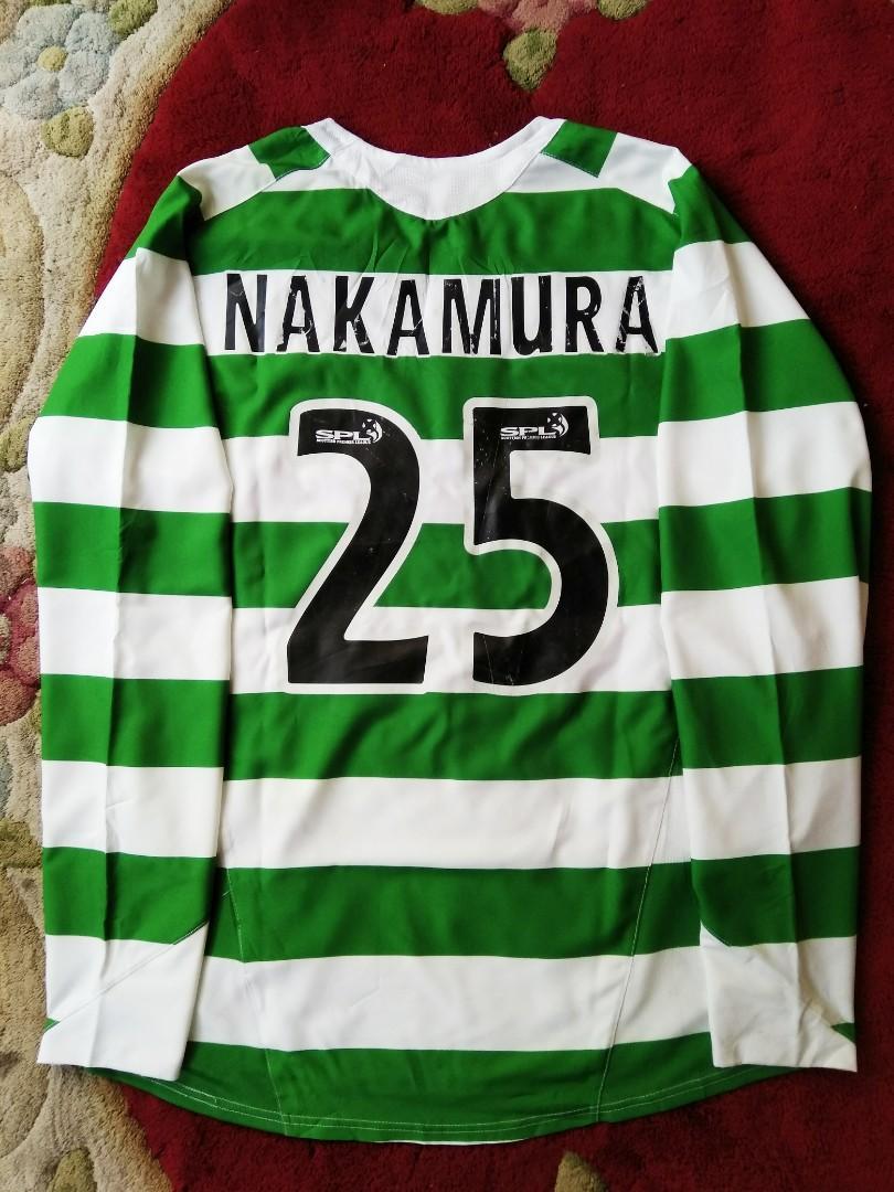 Celtic long sleeve M fit L original