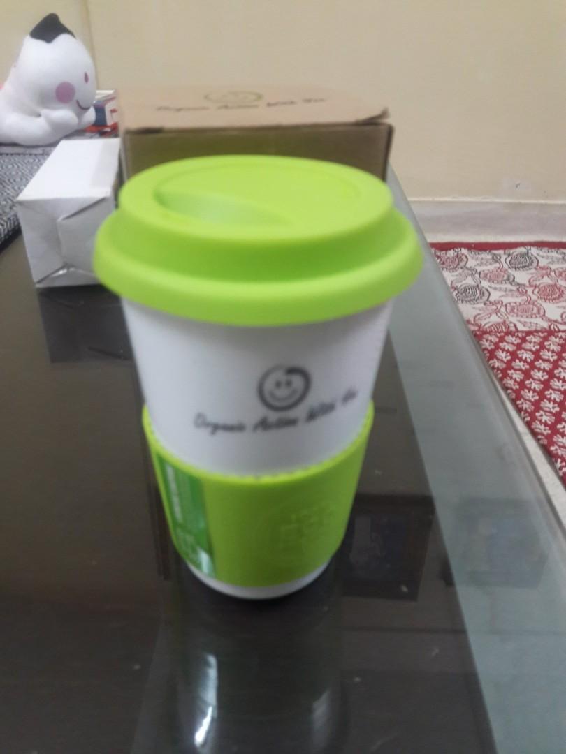 Eco friendly mug