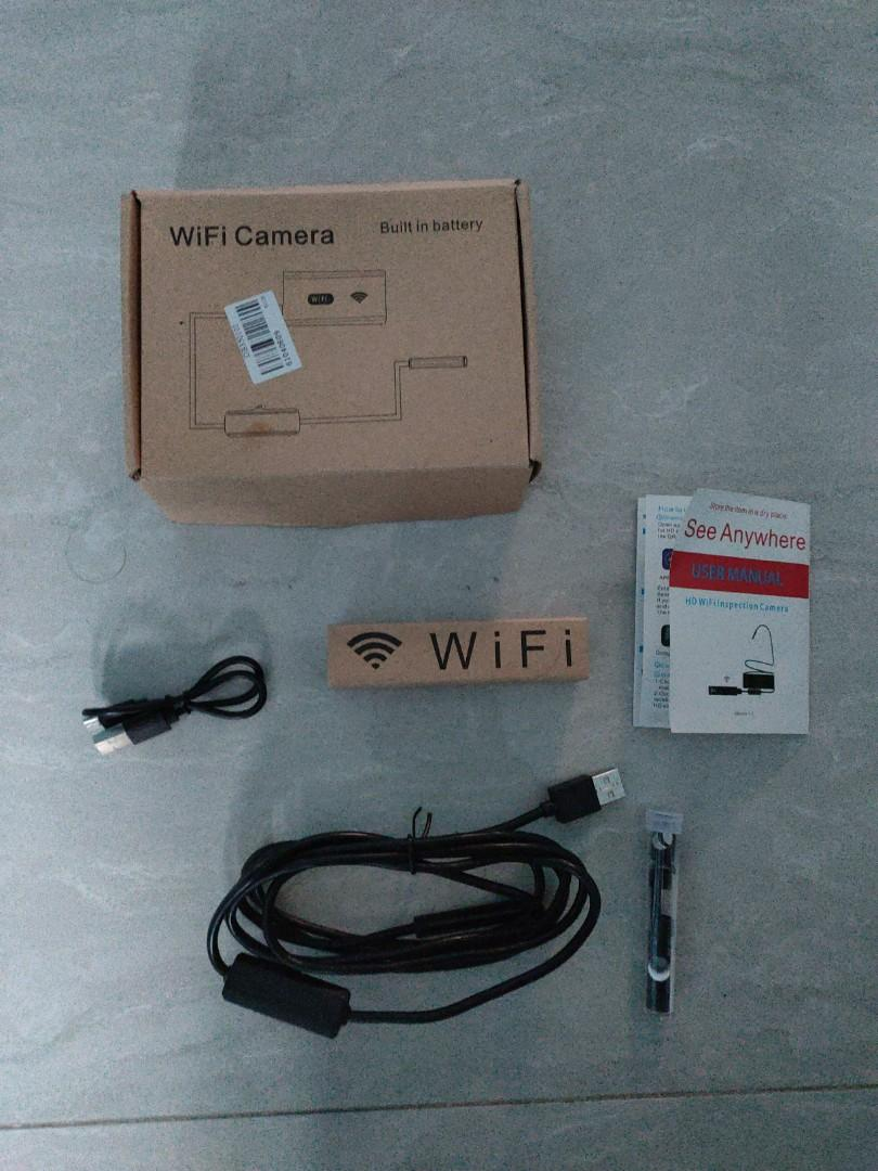 Endoscope Waterproof Free Delivery