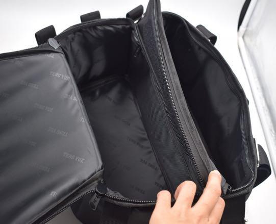 Fiido middle zip bag