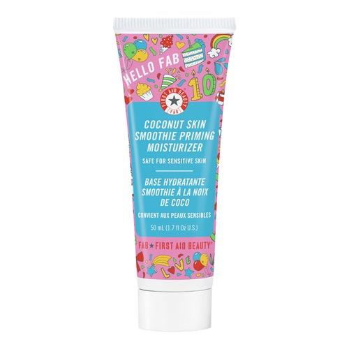 FIRST AID BEAUTY Coconut Skin Smoothie Priming Moisturizer RRP$48