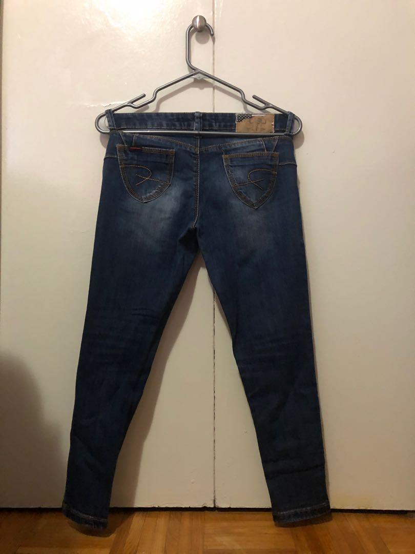 Fubu Jeans ( asian brandname )