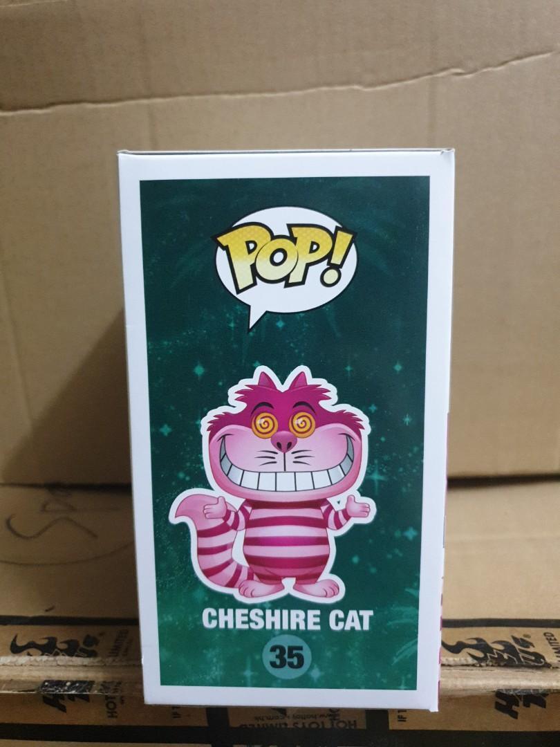 Funko Pop Disney Cheshire Cat Faded