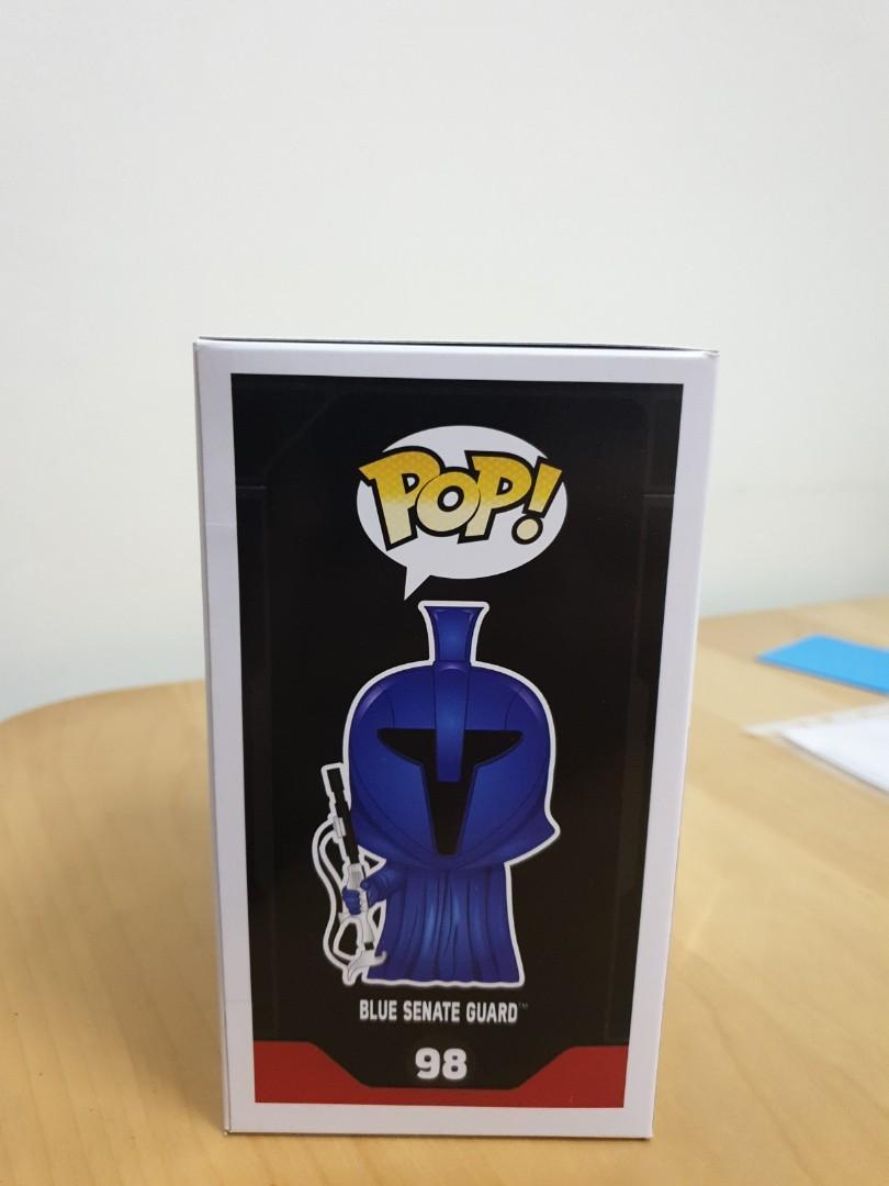 Funko Pop Disney Star Wars Blue Senate Guard
