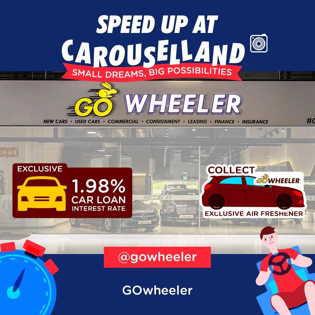 GOwheeler @ Carouselland