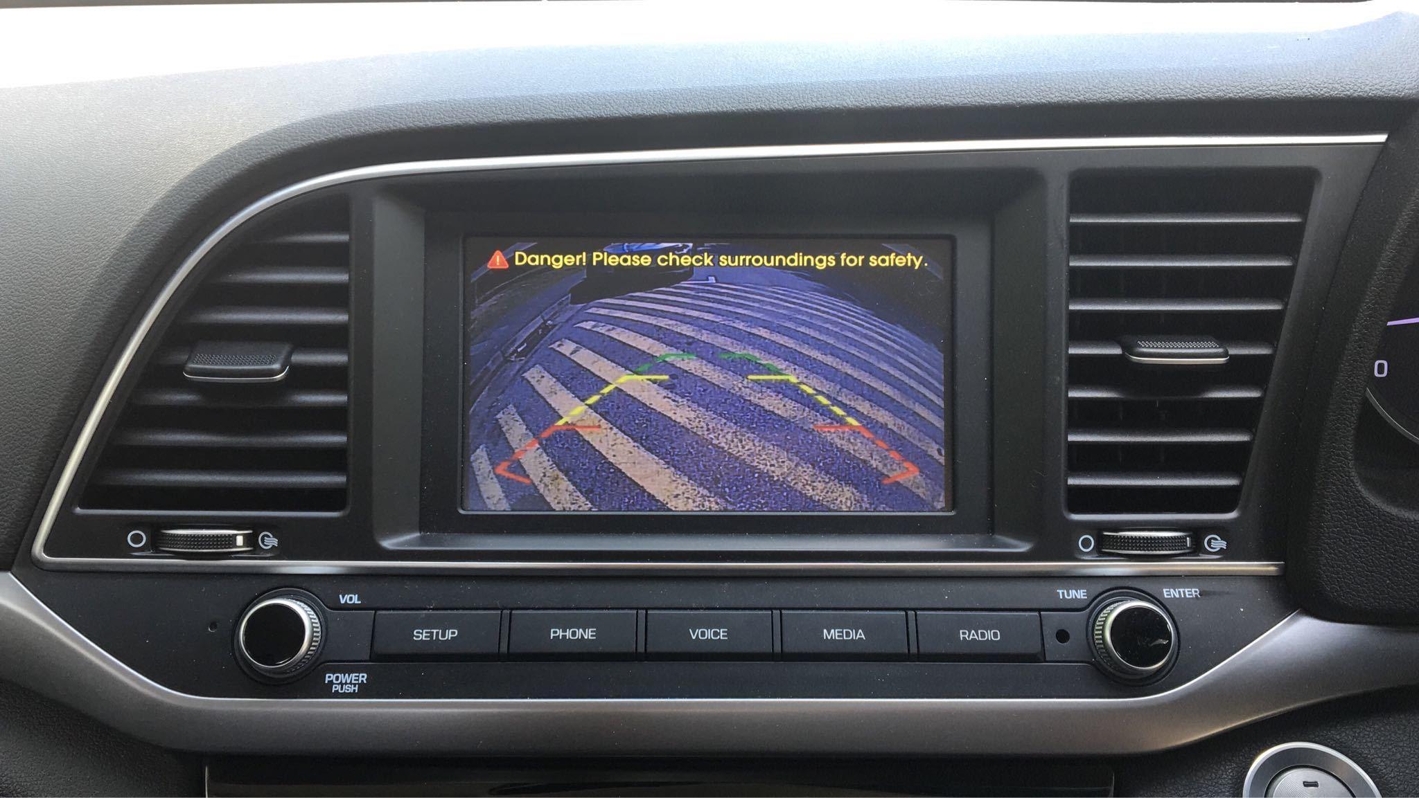 Hyundai Elantra 1.6 GLS Auto
