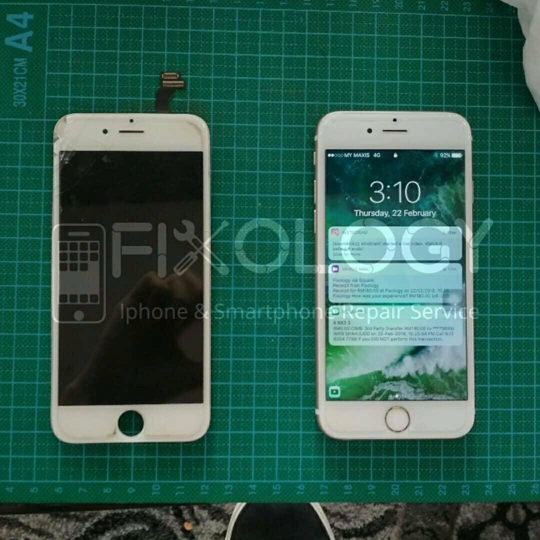 iPhone Screen Display Replacement Service