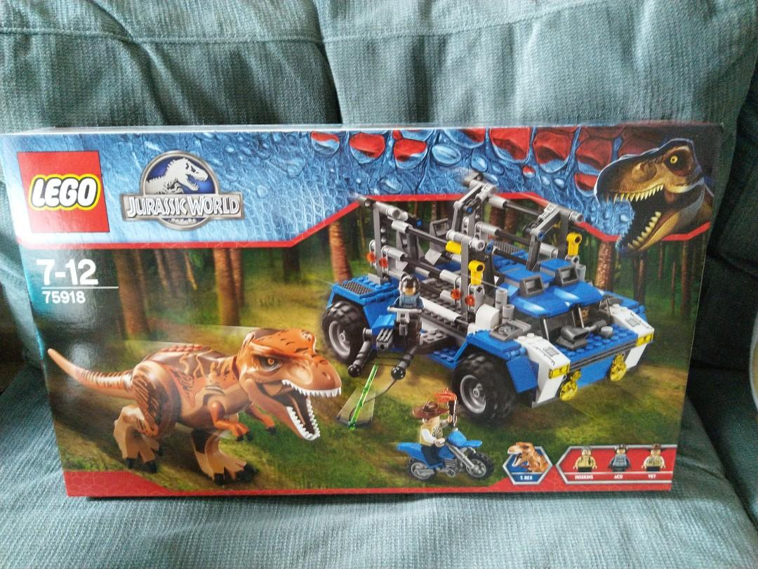 Lego 75918 jurassic world