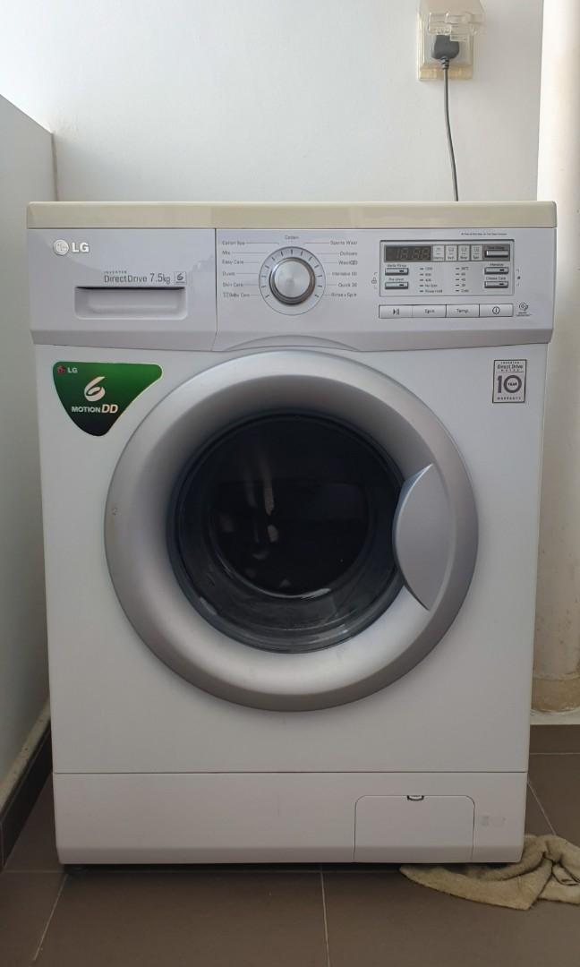 LG Inverter Direct Drive Washing Machine