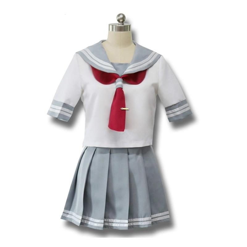 Love Live Sunshine Aqua Uniform You Watanabe