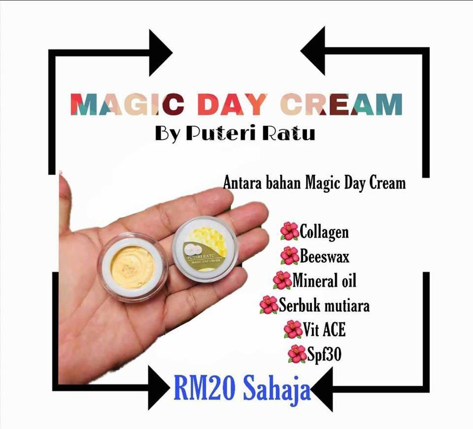 MAGIC DAY CREAM