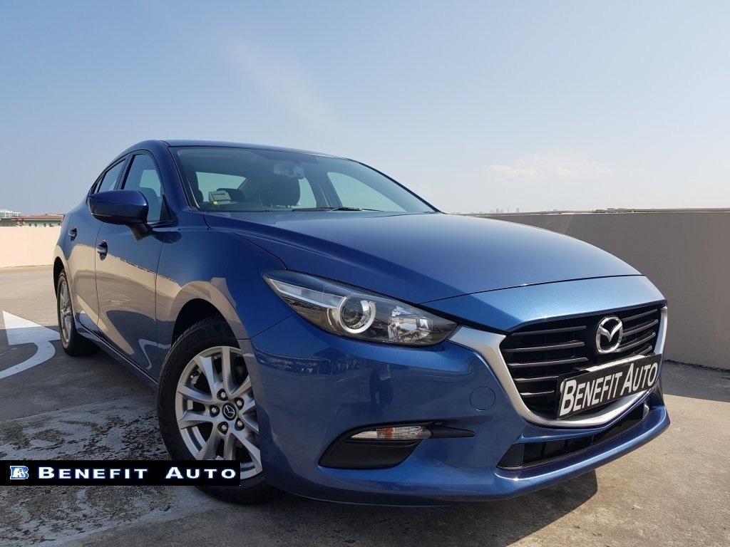 Mazda 3 1.5 6AT Standard Auto
