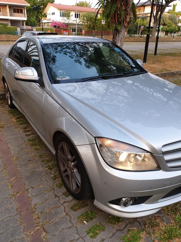 Mercedes for rent!!!