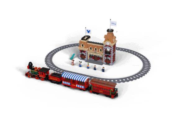 MISB Lego 71044 Disney Train and Station, Toys & Games
