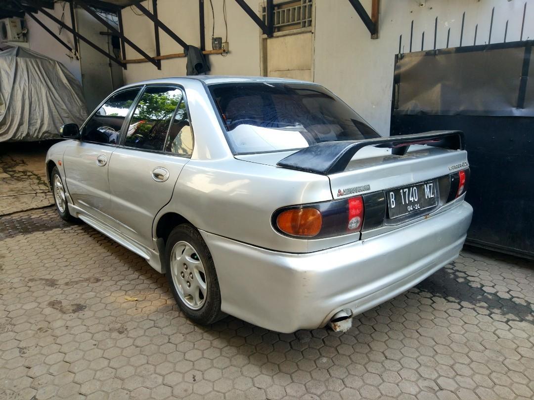 Mitsubishi Lancer Glx Karbu Manual Tahun 1994 Pajak Panjang