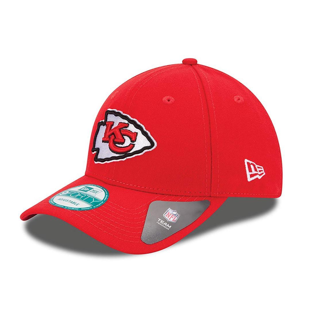 New Era NFL Kansas City Chiefs 9FORTY Adjustable Cap