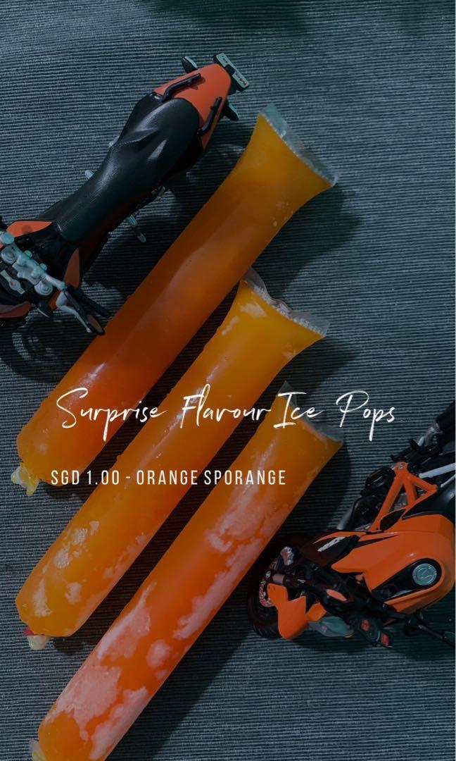 Orange Sporange