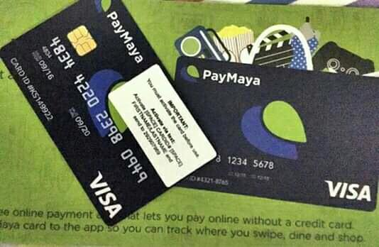 PAYMAYA AND GCASH MASTERCARD, Mobile Phones & Tablets