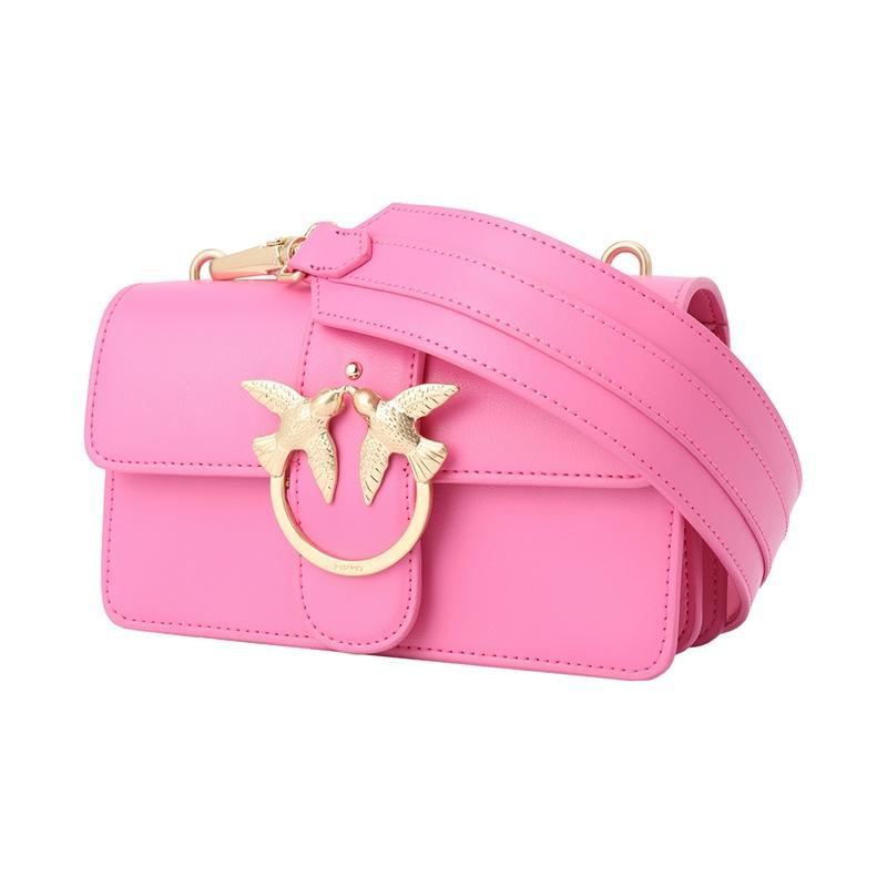PINKO / Pinna Swallow bag ladies shoulder flip cover 1P2163 Y4HJ