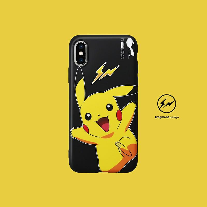 Pokemon Pikachu Minimalist iphone case