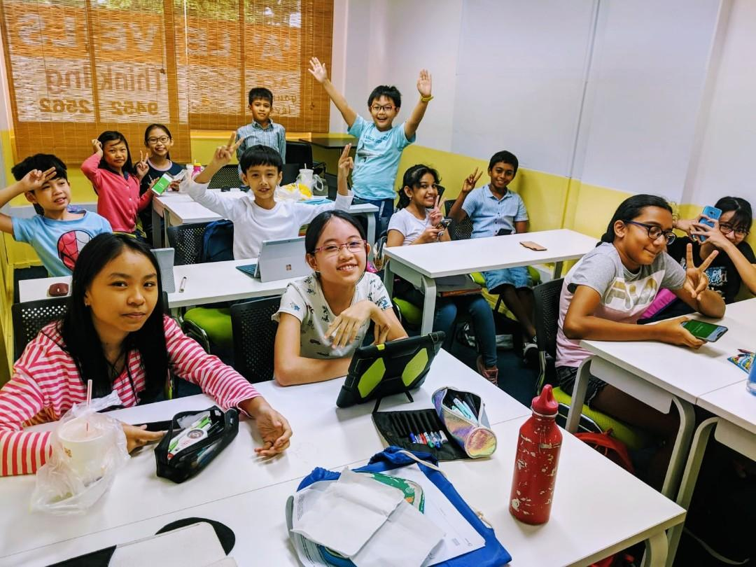 PSLE Exam Booster September Holiday 2019