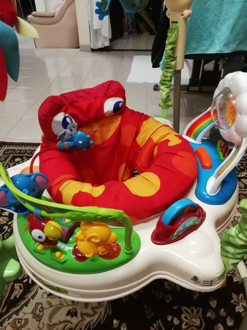 Rainforest Jumperoo fisher-price