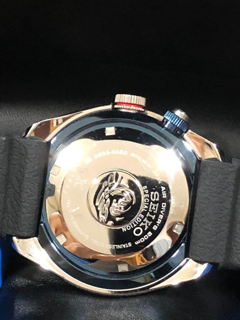 Seiko PADI Kinetic GMT Diver SUN065P