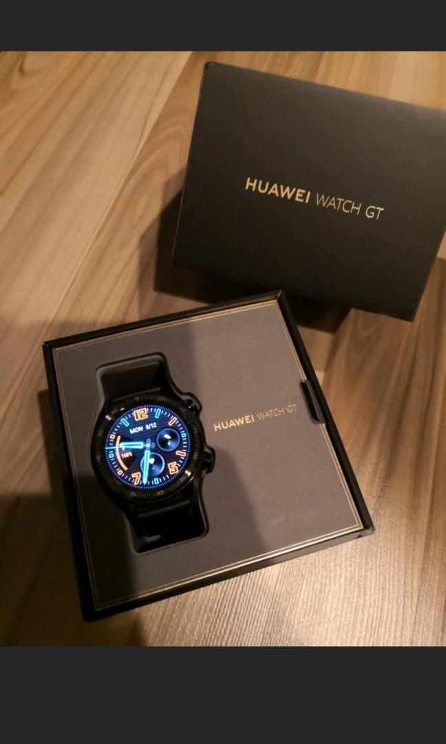 Selling Huawei watch GT black