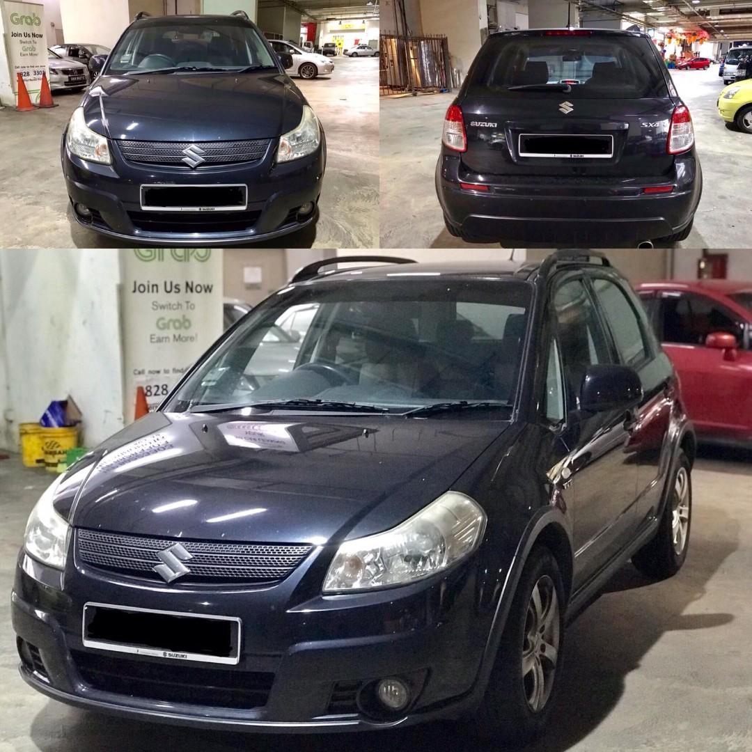 Suzuki SX4 rental