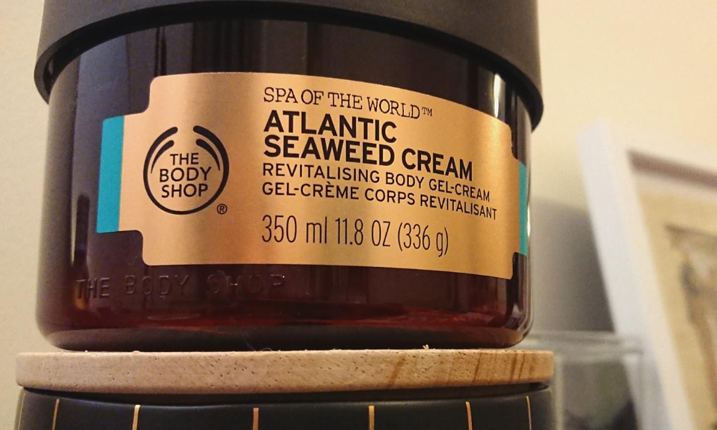 The Body Shop - Spa of the World - Atlantic Seaweed Cream