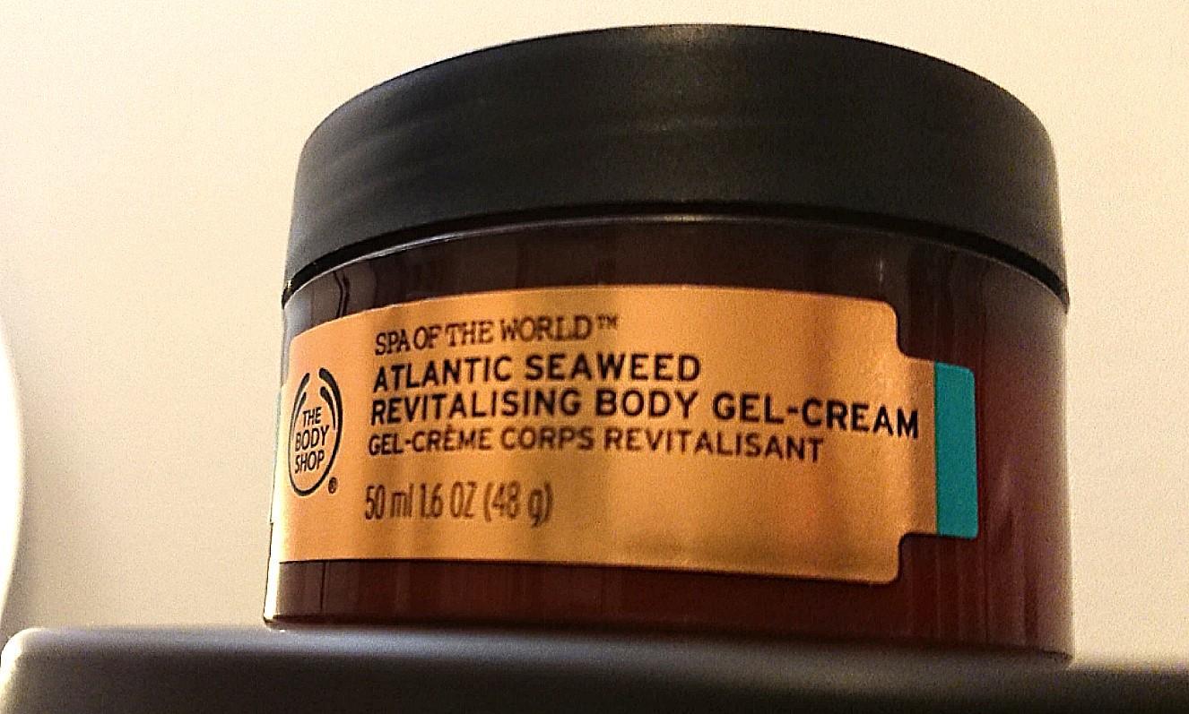 The Body Shop - Spa of the World - Atlantic Seaweed Revitalizing Body Gel-Cream