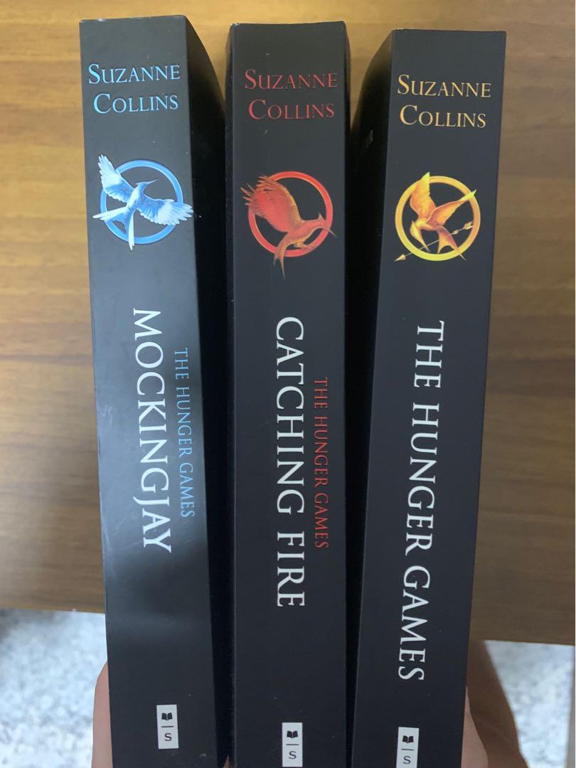 The Hunger Games Series - Suzanne Collins