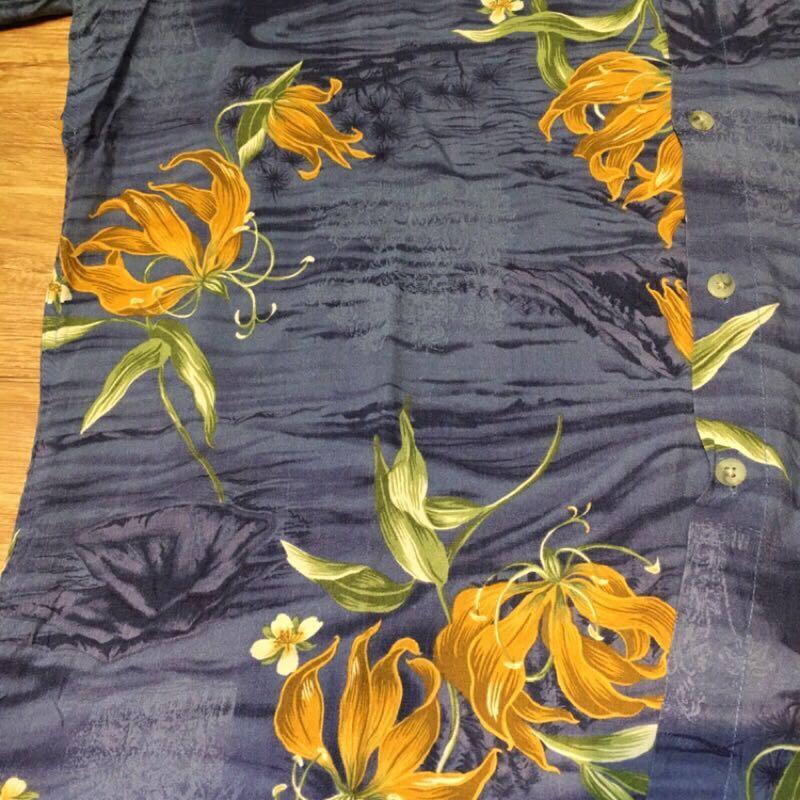 Vintage 花襯衫 (T69)